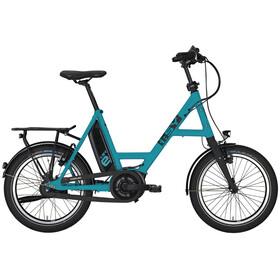 """i:SY DrivE S8 - Vélo de ville électrique - 20"""" bleu"""